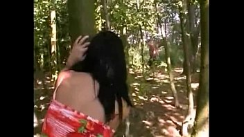 horny girl fucked by an old man in the woods 100dates