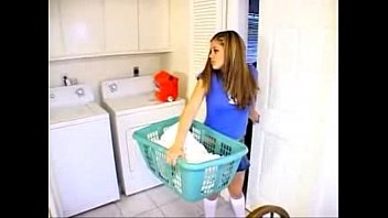 teen topanga wash clothes and masturbates xhamstercom
