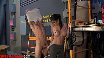dava foxx fucks construction worker yogapants part 1 preview