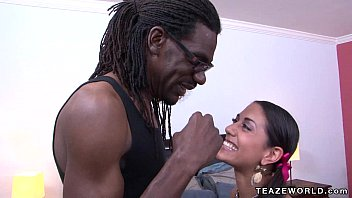 lyla storm gets a big black cock