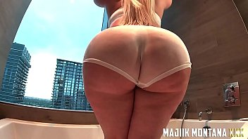 majiik montana gets the sloppiest blowjob and fucks big booty pawg mz dani doggystyle pov preview